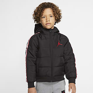 Jordan Jumpman Younger Kids' Taped Puffer Jacket