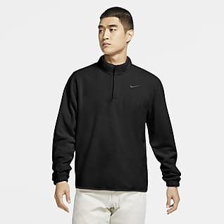 Nike Therma Victory Yarım Fermuarlı Erkek Golf Üstü