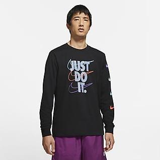 Nike Sportswear เสื้อยืดแขนยาวผู้ชาย