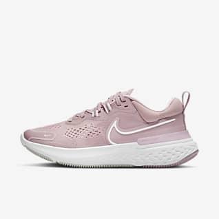 Nike React Miler 2 Damen-Straßenlaufschuh