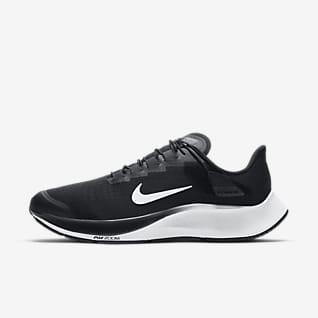 Nike Air Zoom Pegasus 37 FlyEase รองเท้าวิ่งผู้ชาย (หน้ากว้างพิเศษ)
