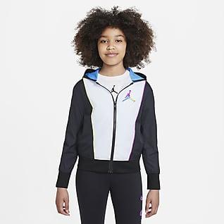 Jordan Big Kids' (Girls') Full-Zip Jacket