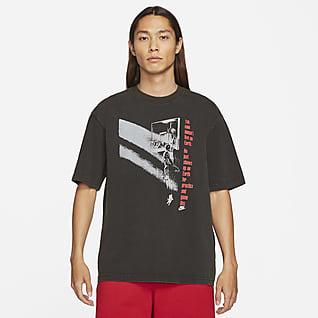 ジョーダン フライト メンズ ショートスリーブ グラフィック Tシャツ