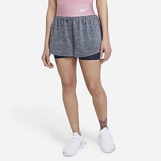 NikeCourt Advantage Damen-Tennisshorts