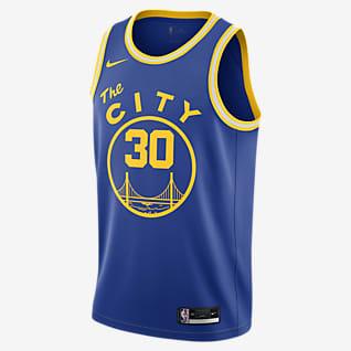 Golden State Warriors Classic Edition 2020 Nike NBA Swingman Jersey
