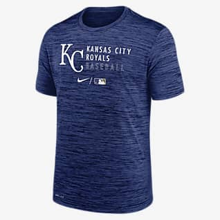 Nike Dri-FIT Velocity Practice (MLB Kansas City Royals) Men's T-Shirt