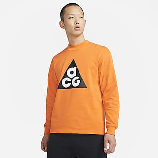 Nike ACG เสื้อยืดแขนยาวผู้ชาย
