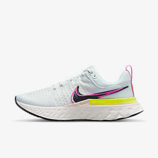 Nike React Infinity Run Flyknit 2 Женская беговая обувь