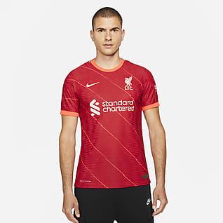 Liverpool FC 2021/22 Match (hemmaställ) Fotbollströja Nike Dri-FIT ADV för män