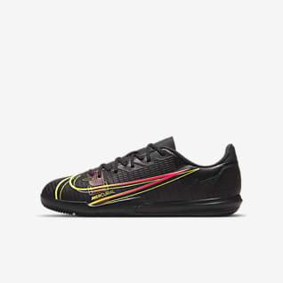Nike Jr. Mercurial Vapor 14 Academy IC Fotbollssko för inomhusplan/futsal/street för barn/ungdom
