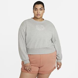 Nike Sportswear Femme Sudadera para mujer (talla grande)