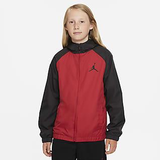 Jordan Big Kids' (Boys') Windbreaker Jacket