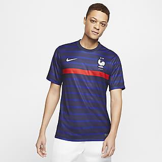 2020 赛季法国队主场球迷版 男子足球球衣