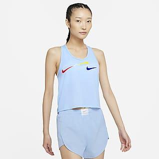 Nike Dri-FIT Retro Women's Running Singlet