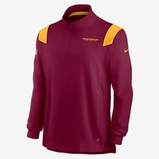 Nike Sideline Coaches Repel (NFL Washington Football Team) Men's 1/4-Zip Jacket