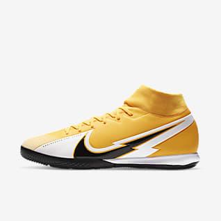Nike Mercurial Superfly 7 Academy IC รองเท้าฟุตบอลสำหรับสนามในร่ม/คอร์ท