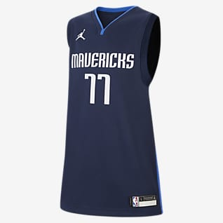 Dallas Mavericks Statement Edition Samarreta Jordan NBA Swingman - Nen/a