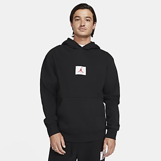 Jordan Flight Men's Graphic Pullover Hoodie