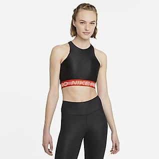 Nike Pro Canotta - Donna
