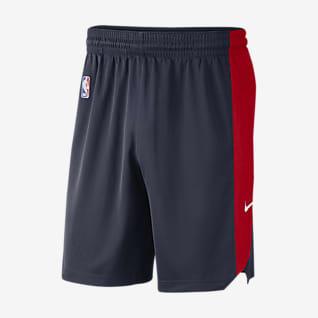 ワシントン ウィザーズ プラクティス メンズ ナイキ NBA ショートパンツ