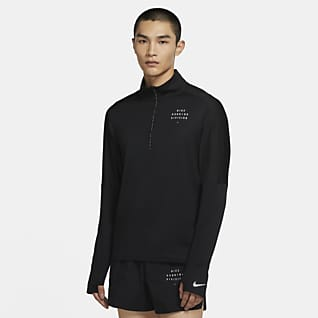Nike Element Run Division 男子跑步上衣
