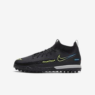 Nike Jr. Phantom GT Academy Dynamic Fit TF Buty piłkarskie na sztuczną nawierzchnię typu turf dla małych/dużych dzieci