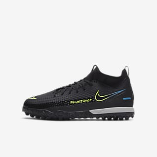 Nike Jr. Phantom GT Academy Dynamic Fit TF Chaussure de football pour surface synthétique pour Jeune enfant/Enfant plus âgé