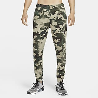 Nike Dri-FIT Męskie spodnie treningowe moro