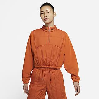 Nike Sportswear Swoosh Easy Plush 女子上衣