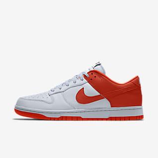 Nike Dunk Low By You Женская обувь с индивидуальным дизайном