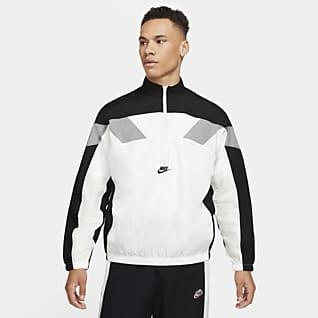 Nike Sportswear Chamarra de tejido Woven para hombre