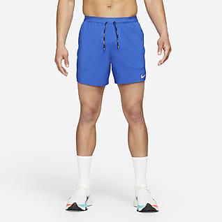 Nike Flex Stride Løbeshorts med indershorts (13 cm) til mænd