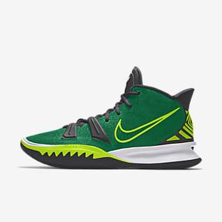Kyrie 7 By Marquel Williamson Custom Basketball Shoe