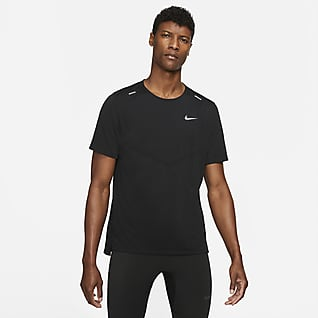 Nike Dri-FIT Rise 365 เสื้อวิ่งแขนสั้นผู้ชาย