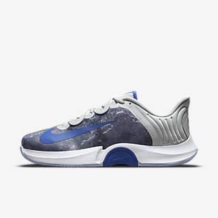 NikeCourt Air Zoom GP Turbo Мужская теннисная обувь для грунтовых кортов