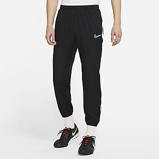 Nike Dri-FIT Academy กางเกงฟุตบอลขายาวผู้ชายแบบปรับได้