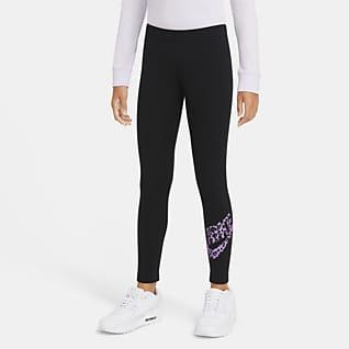 Nike Sportswear Favorites Леггинсы для девочек школьного возраста