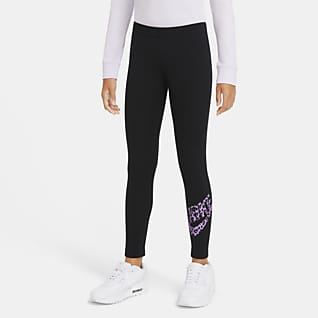 Nike Sportswear Leggings til store børn (piger)