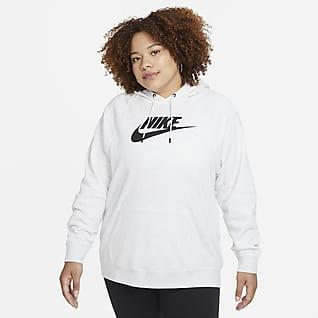 Nike Sportswear Essential Women's Hoodie (Plus Size)