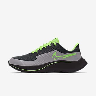 Nike Air Zoom Pegasus 38 Shield By You Custom Men's Weatherised Running Shoe
