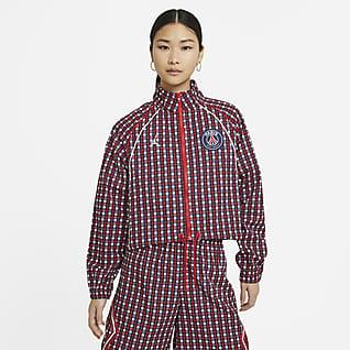 巴黎圣日耳曼 女子梭织夹克