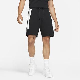 Jordan Jumpman Pantalons curts de teixit Fleece - Home
