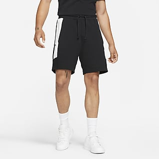 Jordan Jumpman Shorts in fleece - Uomo