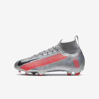 Nike Jr. Mercurial Superfly 7 Elite FG Kids' Firm-Ground Soccer Cleat