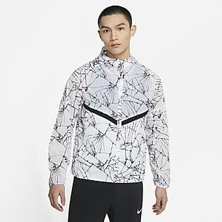 ナイキ ラン ディビジョン ピナクル メンズ ランニングジャケット