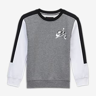 Jordan Younger Kids' Colour-Block Crew