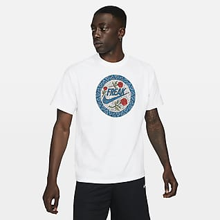 Giannis Swoosh Freak Pánské basketbalové tričko Nike