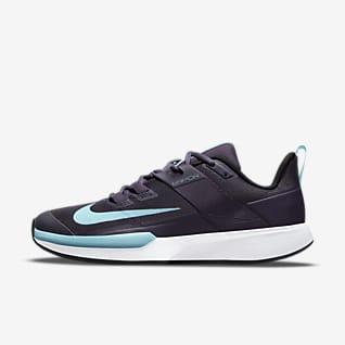 NikeCourt Vapor Lite Tennissko för grusunderlag för kvinnor