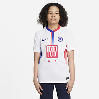 Chelsea F.C. Stadium Air Max Older Kids' Football Shirt
