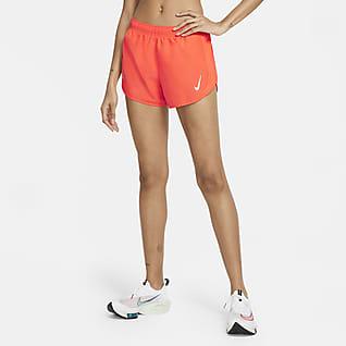 Nike Dri-FIT Tempo Race Løpeshorts til dame